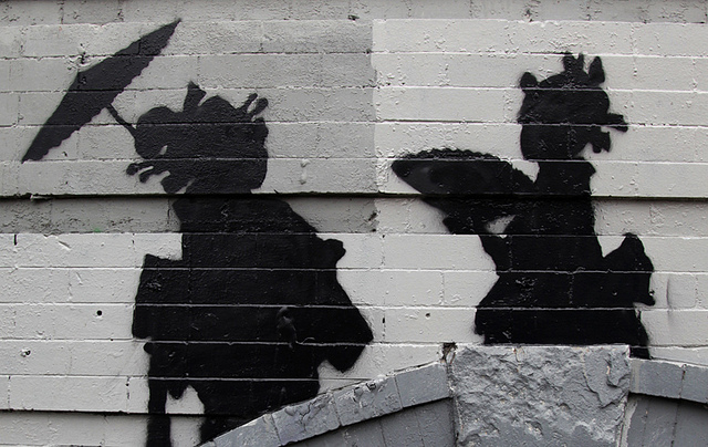 Banksy In New York Day 17