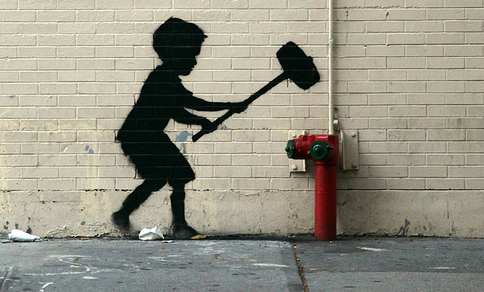 Banksy In New York Day 20