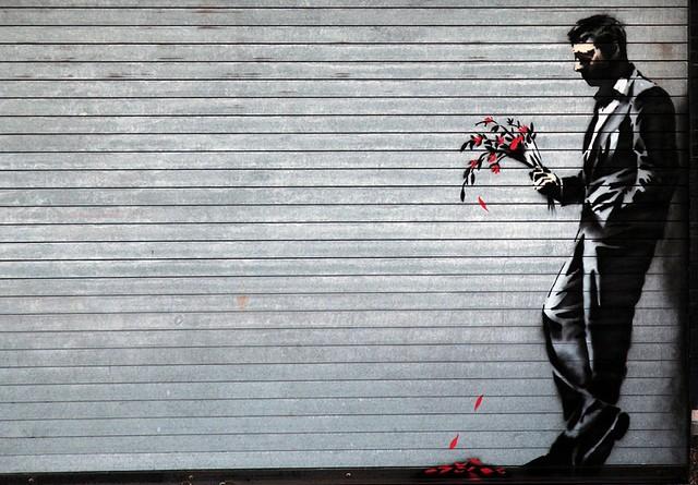 Banksy Hustler