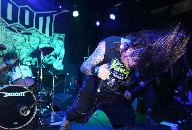 Doom punk band