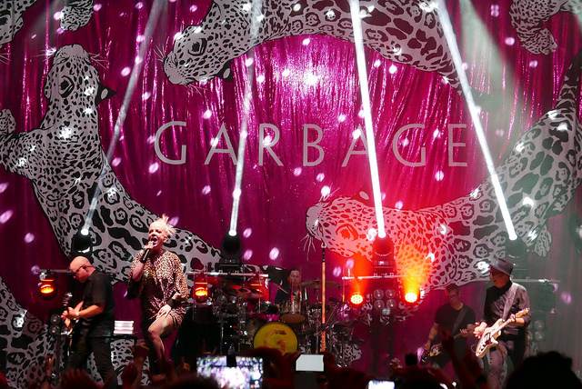 Garbage at the Troxy
