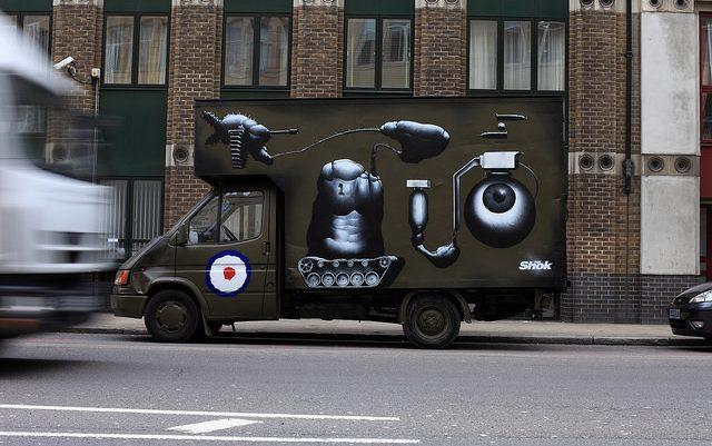 Photo of Shok 1's Urban Assault Vehicle
