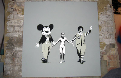 http://www.artofthestate.co.uk/photos/Banksy_disney_and_mcdonalds.jpg
