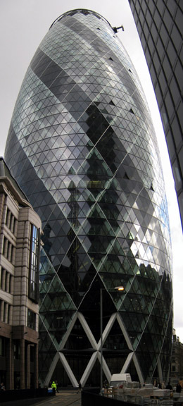 Swiss Re Tower London