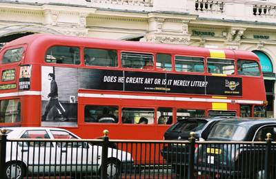 Adam Neate bus