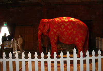 Banksy Elephant in the room