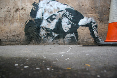 Banksy  Waterloo