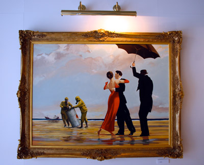 Banksy Crude Oils 'Crude Oil'