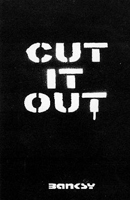 Banksy Cut It Out Book