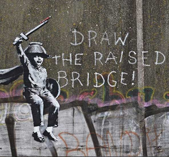 Banksy in Hull