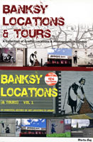 Banksy Locations and Tours Volume One