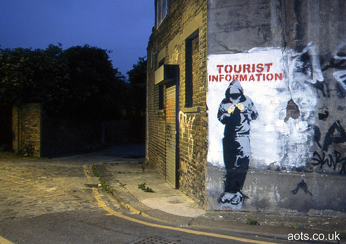 Banksy Tourist Information
