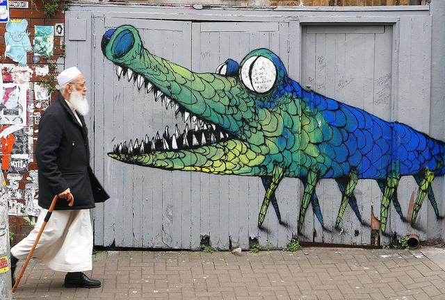 Bault street art