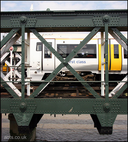 Charing Cross Rail Bridge