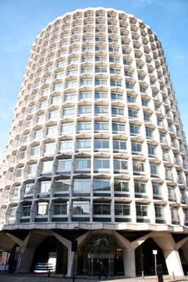 Circular Tower Block