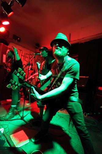 Defcon 0 Defcon Zero punk band ...