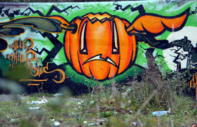 Dface Happy Halloween
