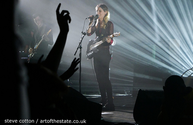 Ellie, Wolf Alice