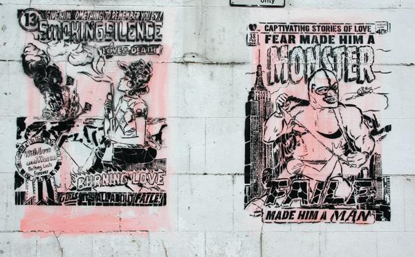 Faile street art