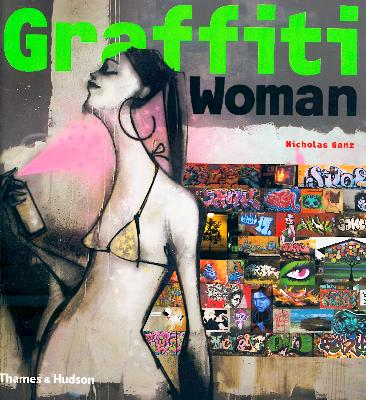 Graffiti Woman Book