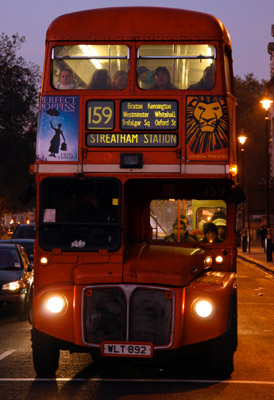 Last routemaster route