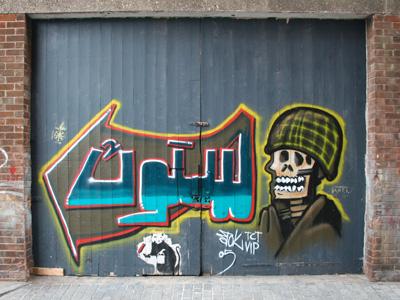 Stok graffiti