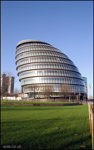 Mayor of London, City Hall