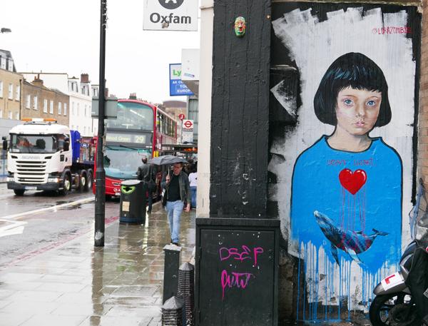 Lora Zombie in Camden