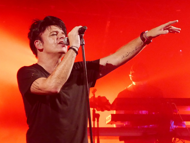 Gary Numan in Oxford