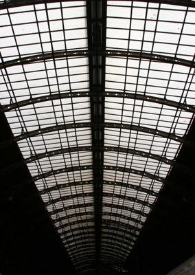 Paddington Station Roof