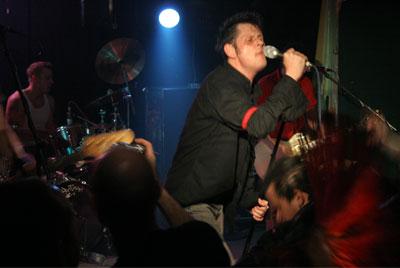 The Partisans Punk band