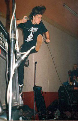 Andy Airborne from Attitude