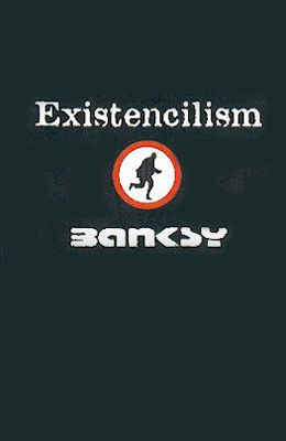 Banksy Existencillism Book Cover Photo