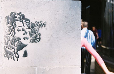 South Bank Stencils�