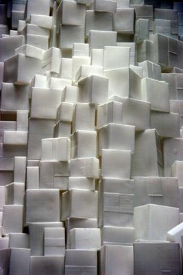 Sugar cube nountain