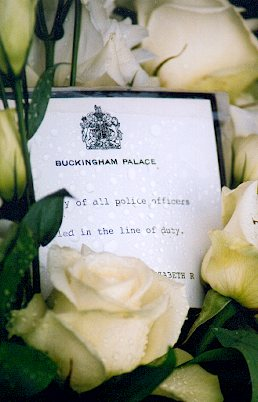 Royal Floral Tribute