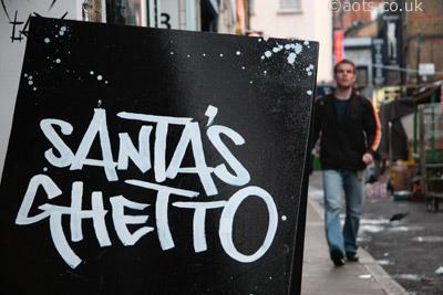 Santas Ghetto