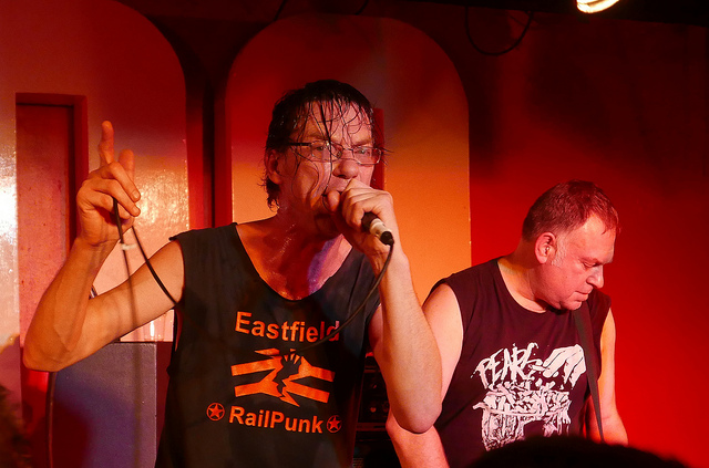 Subhumans, 100 Club