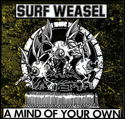 Surf Weasel EP