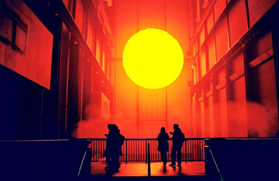 The Weather Project, Tate Modern, London