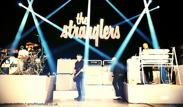 The Stranglers Black and White tour