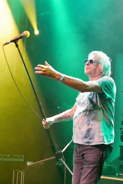 UK Subs - Charlie Harper