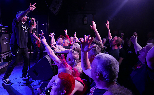 UK Subs singalong
