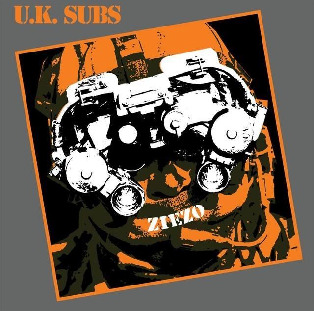 UK Subs Ziezo