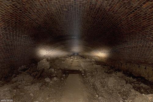 Feltham Calvary Tunnel