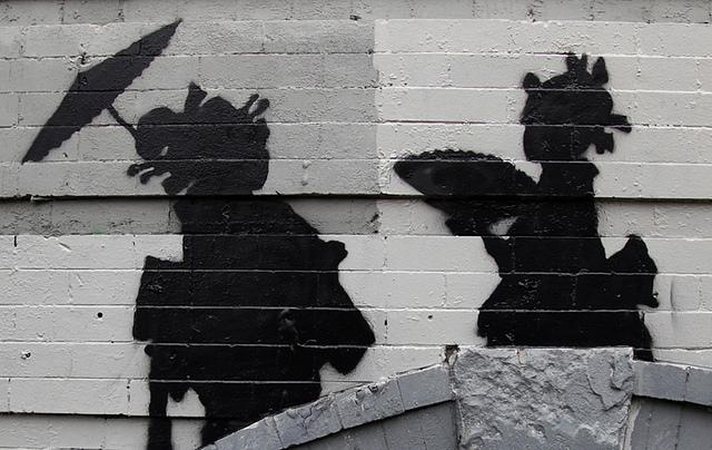 Banksy In New York Day 17