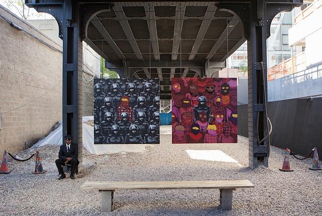 Banksy In New York Day 18
