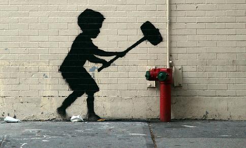 Banksy In New York Day 20