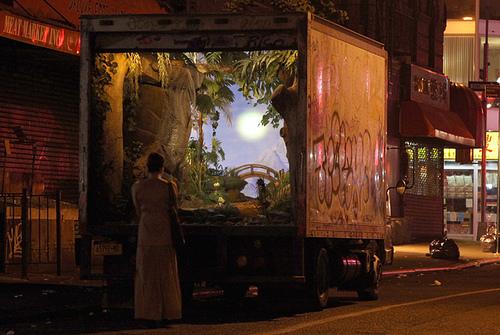 Banksy New York Day 5