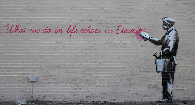 Banksy in New York Day 14